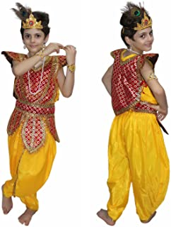 hindu god dress