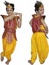 Lord Krishna fancy dress for kids,Krishnaleela/Janmashtami/Kanha/Mythological Character for Annual function