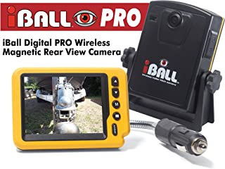 Iball Digital Pro Wireless Magnetic Trailer Hitch Rear View Camera photo