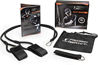 Precision Impact V-Bands: Baseball Resistance Bands for Baseball/Softball Training