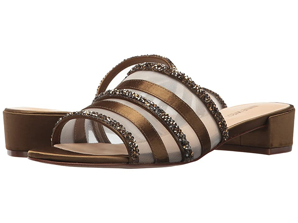 Nine West Raetruda (Clear Multi Synthetic) Women's Sandals