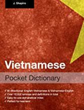 Vietnamese Pocket Dictionary (English Edition)