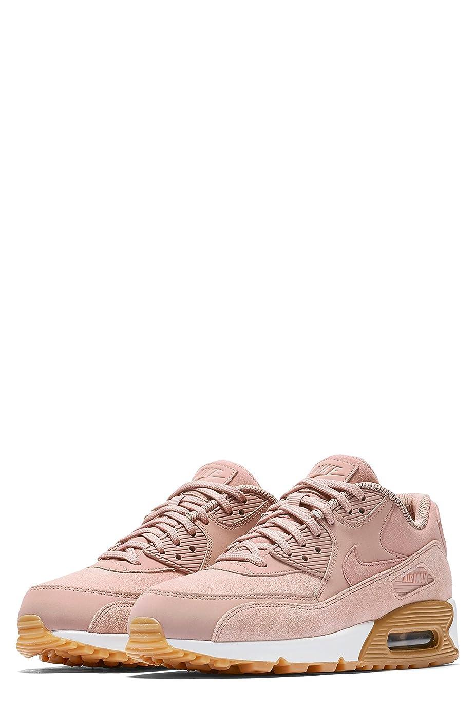 海賊オフセット黙認するナイキ シューズ スニーカー Nike Air Max 90 SE Sneaker (Women) Particle P [並行輸入品]