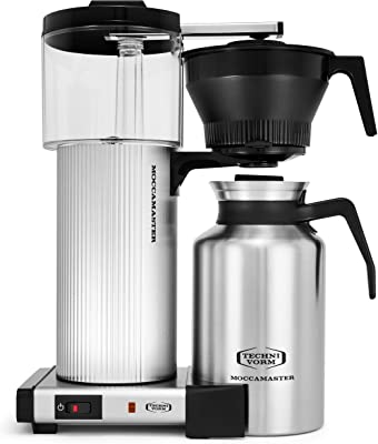 Technivorm 39340 CDT Grand 60, 1 Count (Pack of 1), Silver