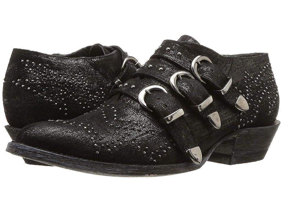Old Gringo Roxy Shoe Boot (Black) Cowboy Boots