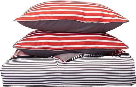 featured product Intelligent Design Paul Comforter Set Red Full/Queen