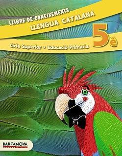 Llengua catalana 5è CS. Llibre de coneixements (ed. 2014) (Materials Educatius - Cicle Superior - Llengua Catalana) - 9788448933142