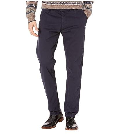 Mavi Jeans Johnny Slim in Dark Navy Twill (Dark Navy Twill) Men