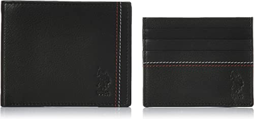 Mens Wallet and Card case Combo