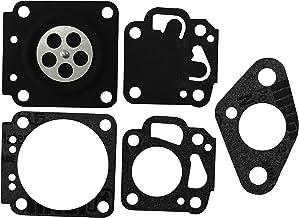 C/·T/·S Joint de carburateur et kit de diaphragme remplace NK1 pour Mitsubishi T180 T200 T240 Kawasaki HK24-33 Nikki carburateur Lot de 2