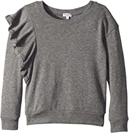 Ruffle Sweatshirt (Big Kids)