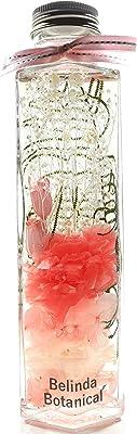 【Belinda Botanical】ハーバリュウム 150㎖六角瓶 pinkカーネーション