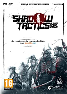 Shadow Tactics: Blades of the Shogun - Standard Edition [Importación francesa]