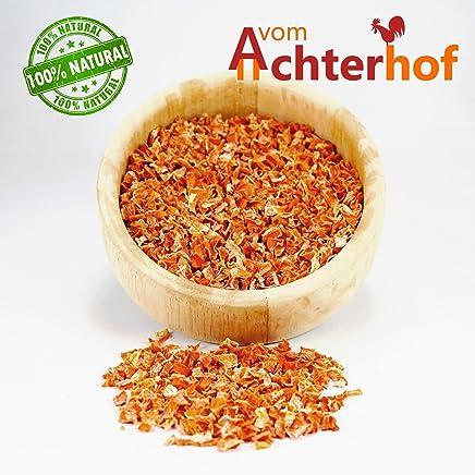 Karotten Chips (1kg) Möhren getrocknet in gewohnter vom-Achterhof Qualität