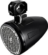 Rockford Fosgate M282B-WAKE M2 Wakeboard 8-Inch Tower Speaker, Black
