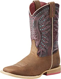 Kids' Vaquera Western Boot