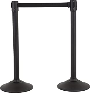 outdoor stanchions