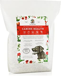 Dr. Harvey's Canine Health Miracle Dog Food, Human Grade Dehydrated Base Mix for Dogs with Organic Whole Grains and Vegeta...