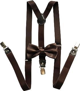 Reggiseno da uomo Set da annodare a forma di Y con 3 robuste clip Cinturini e reggicalze