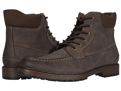 Dockers Sutler (Brown Distressed Synthetic) Men