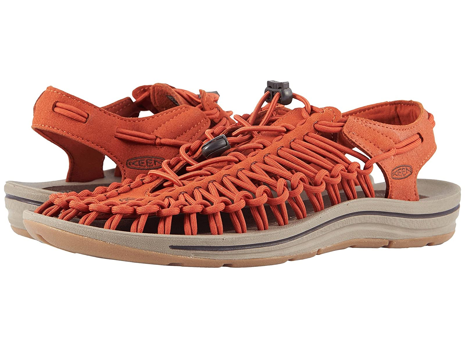 Keen UneekAtmospheric grades have affordable shoes