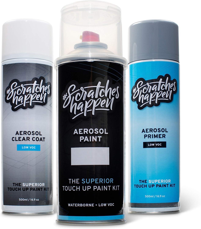 ScratchesHappen Exact-Match Touch Up Paint with Compatible famous D online shop Kit