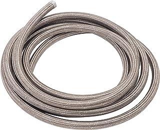 Russell 632080 ProFlex -6AN Stainless Steel Braided Hose - 15 Feet