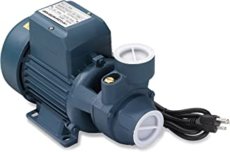 1 hp electric centrifugal water pump