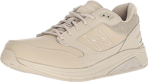 New Balance Chaussures MW928 pour Homme, 43 EUR - Width D, Cream Bone