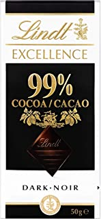 comprar comparacion LINDT Excellence chocolate negro 99% cacao tableta 50 gr
