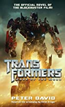 transformers dark of the moon novel