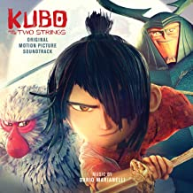 kubo and the two strings soundtrack