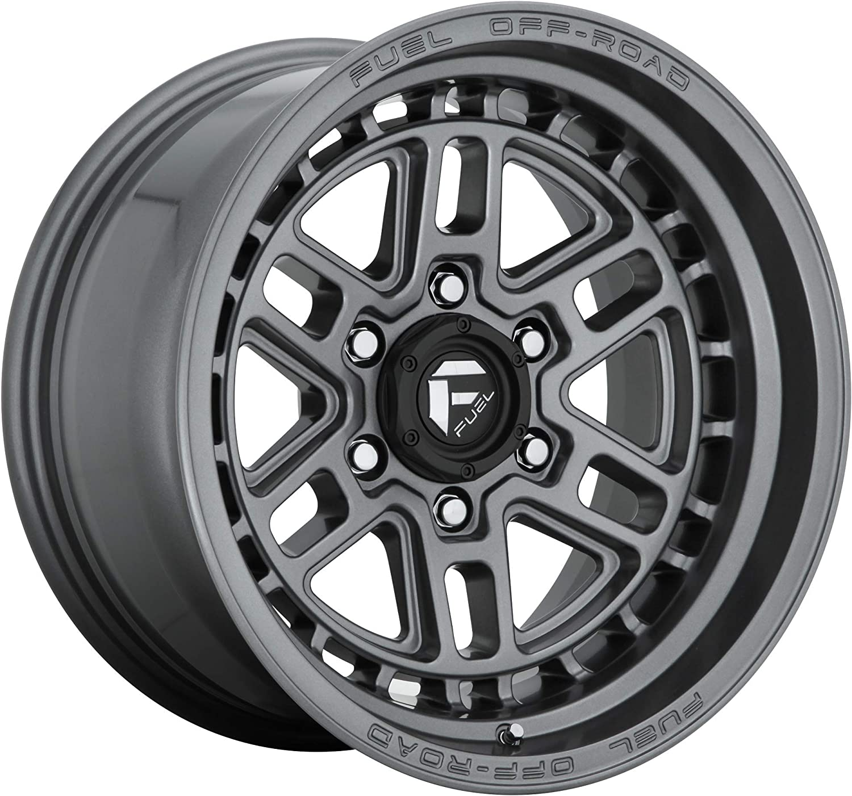 Sale item Fuel trust Offroad D66817907545 GUN METAL Wheel with 17 Painted x 9.