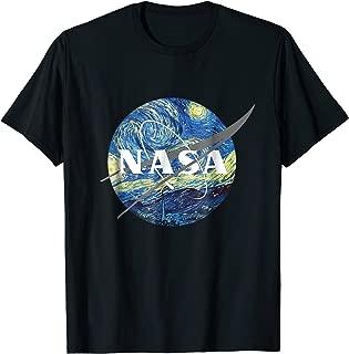 Nasa Van Gogh Style Shirt