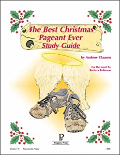 The Best Christmas Pageant Ever Study Guide
