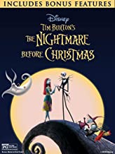 The Nightmare Before Christmas (Plus Bonus Features)