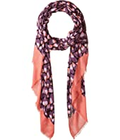 Kate Spade New York - Feathers Oblong Scarf