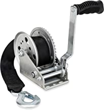 Camco Heavy Duty Steel Marine Towing Winch- Corrosion Resistant | 1,2000 lb Capacity|..
