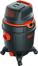 Black and Decker 51686 odkurzacz o mocy 1600 W, ze zbiornikiem o pojemności 30 l