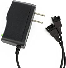 CRJ DC Power Supply for 2 x 3/4-Pin 12V Computer PC Case Fans
