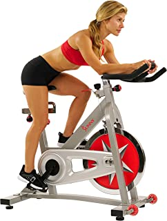Sunny Health & Fitness Pro Indoor Cycling Bike with