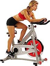 دراجة تمارين داخلية ثابتة للكبار - فضي، مقاس موحد، SF-B901