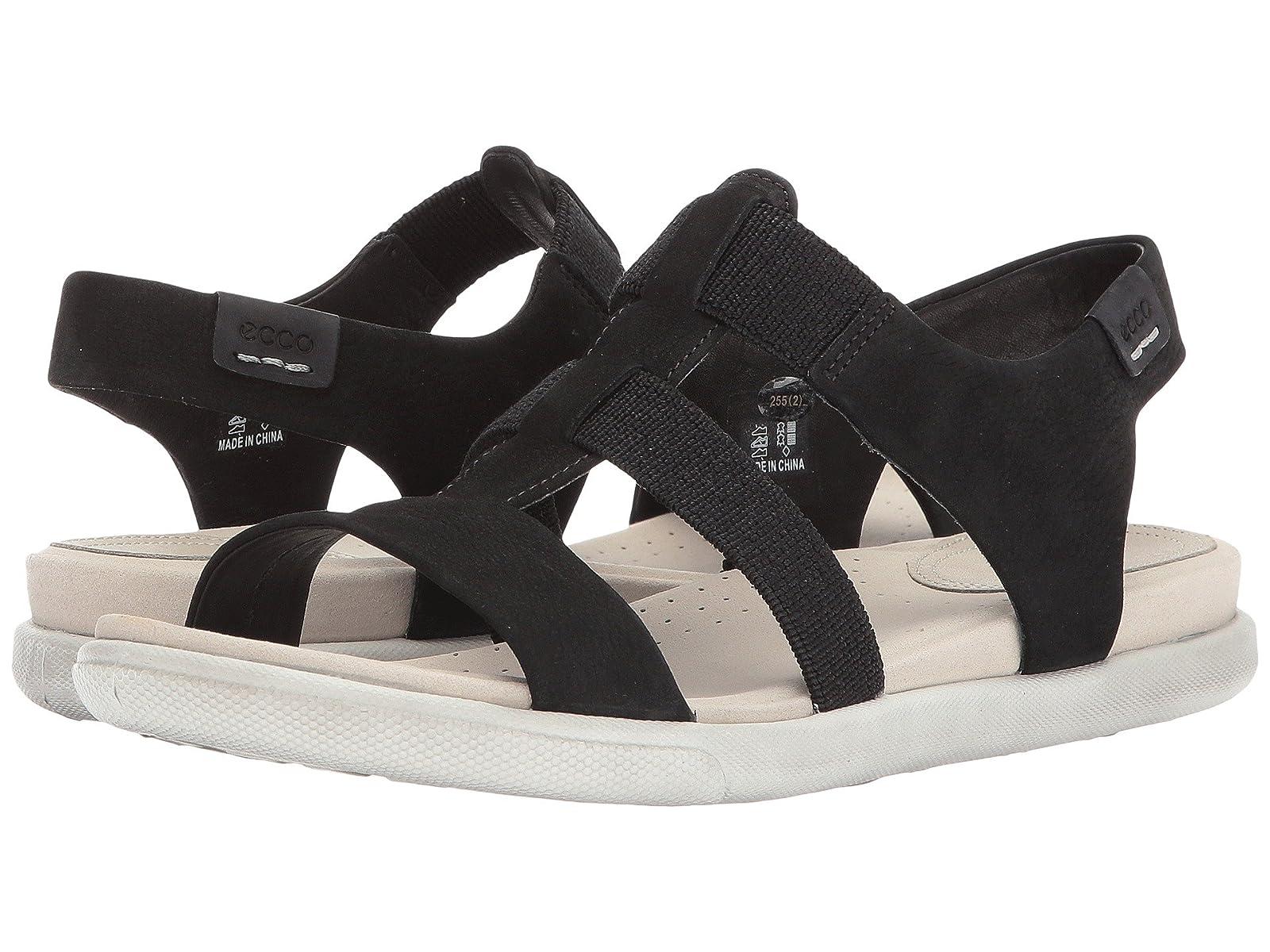 ECCO Damara Elastic SandalComfortable and distinctive shoes