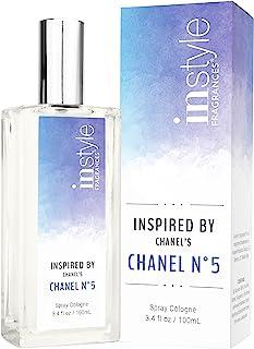 عطرهای Instyle با الهام از Chanel's Chanel No. 5 - Fragrance for Women، 3.4 Fl Oz