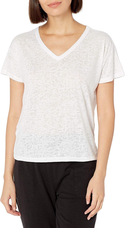 Jessica Now free shipping Simpson Sportswear Women's Clarke Sleeve Award-winning store Ca Short V-Neck