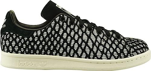 Adidas Damen Stan Smith W Bz0398 Fitnessschuhe, Schwarz