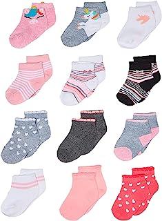جوراب های کوتاه 12 بسته کوتاه دخترانه Cherokee