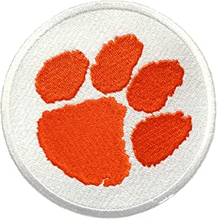 Tigers Football Embroidered Sew/Iron On Patch InspireMe Family Owned (3