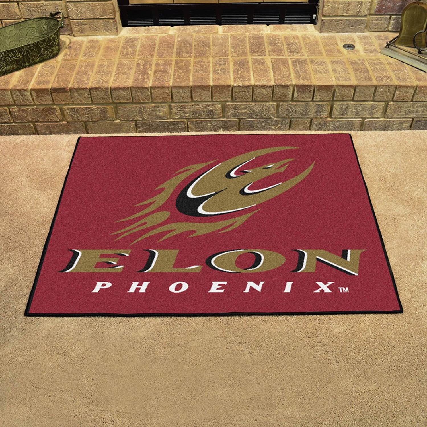 FANMATS NCAA Elon University All Star Doormat