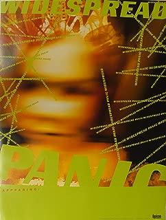 Capricorn Widespread Panic - Tour Poster - Rare - New - Record Company - John Bell - Mike Houser - Dave Schools - Todd Nance - Domingo Sunny Ortiz - John JoJo Hermann - Wide Spread